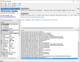 Actipro Docking & MDI for WinForms 21.1.0