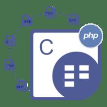 Aspose.Cells for PHP via Java V21.7