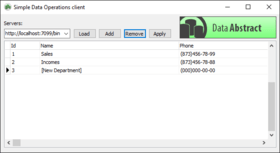 Data Abstract for Delphi 10.0.0.1515