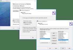 MySQL Migration Toolkit v8.1