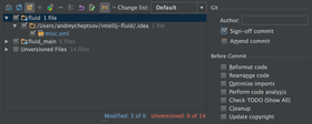 IntelliJ IDEA 2016.3