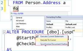 dbForge SQL Complete 5.5.145