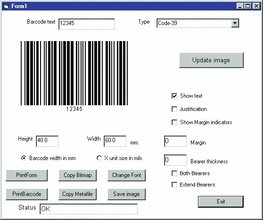 dlSoft updates Active Barcode Component