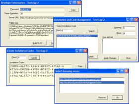 Desaware Licensing System V1.6 released