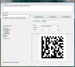 Barcode Xpress updated to V6.0