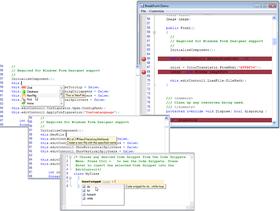 Essential Edit adds IntelliSense Support