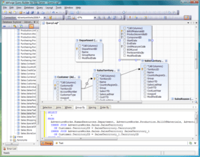 dbForge Query Builder for SQL released