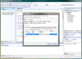 XLL Plus for Visual Studio 2010 released