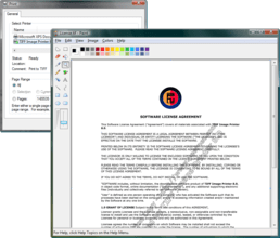 TIFF Image Printer adds color reduction