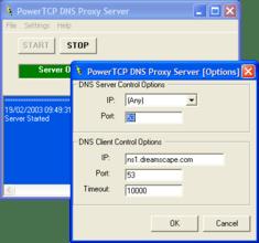 PowerTCP Server now supports all DEP OSs