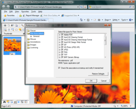 Prizm Viewer adds Windows 7 support