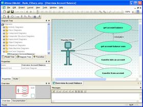 UModel adds SQL database modeling