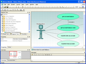 UModel adds SQL database modeling