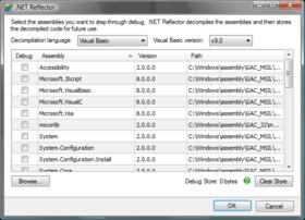.NET Reflector Pro supports .NET 4.0