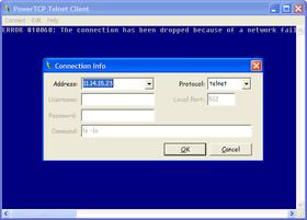 PowerTCP Telnet supports all DEP OSs