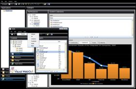 Visual WebGui integrates with VS2010