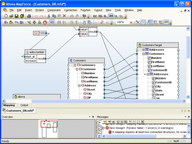 MapForce adds direct file output support