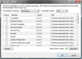 .NET Reflector Pro supports XAP files