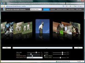 Mindscape Silverlight Elements