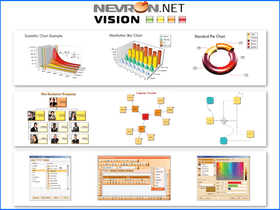 Nevron .NET Vision adds non-overlapping labels