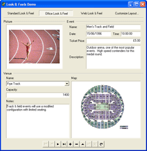 ExpressLayout adds automatic group expansion