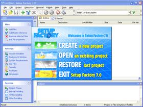 Setup Factory 9.0.3.0 がリリース