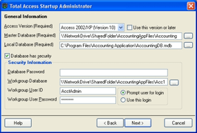 Total Access Startup 2010 released