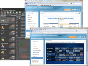 Syncfusion Essential Tools adds new MVC controls