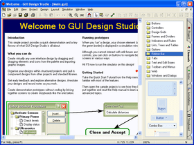 GUI Design Studio improves design options