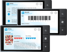 NetAdvantage for Windows Phone adds Rating Control