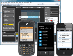 Resco MobileForms Toolkit 2012 released