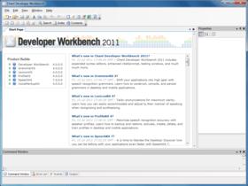 Chant Developer Workbench supports VS 11 Beta