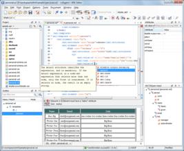 oXygen XML DeveloperがXPath/XQuery Builderを追加。