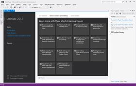 Microsoft Launches Visual Studio 2012