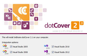 dotCover 2.1 is Released