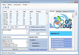 .Net Forms Resize V7 released