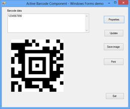 dLSoft adds GS1 QR Code