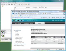 SourceGear Vault improves Source Control Reports