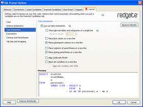 SQL Prompt Pro adds Tab History