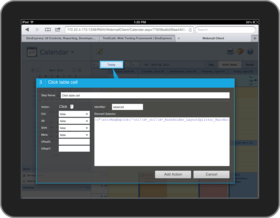 TestCafé adds Web Based Test Code Editor