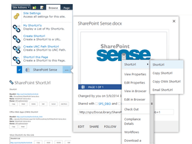 SharePoint ShortUrl adds Multilingual Support