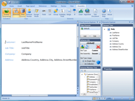 Docentric adds Support for Tagging MS Word Fields
