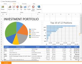 DevExpress ASP.NET adds Spreadsheet Control
