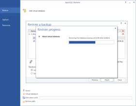 ApexSQL Restore 2014.02 released