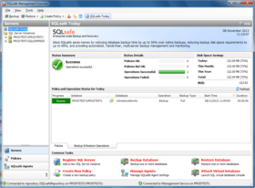 SQL Safe Backup adds Availability Group Support