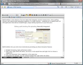 WebTextEditor updated