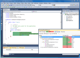 dotCoverが最新のReSharperのバージョンをサポート