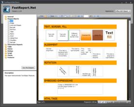 FastReport.Net updated
