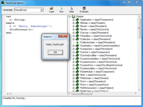 FastScript updated