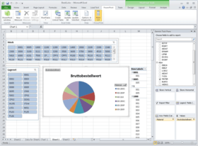 Seamlessly integrate SAP and PowerPivot